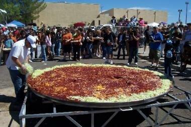 New Mexico facts: Enchilada Fiesta