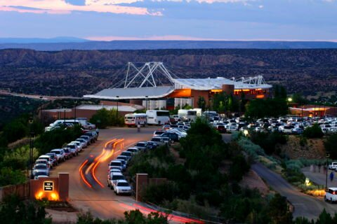 New Mexico facts: Santa Fe Opera