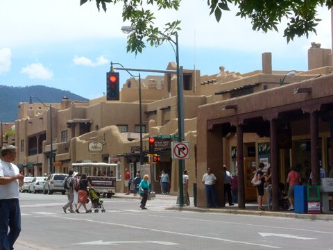 New Mexico facts: Santa Fe