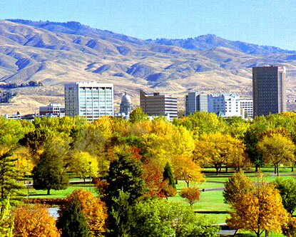 Oklahoma facts: Boise City