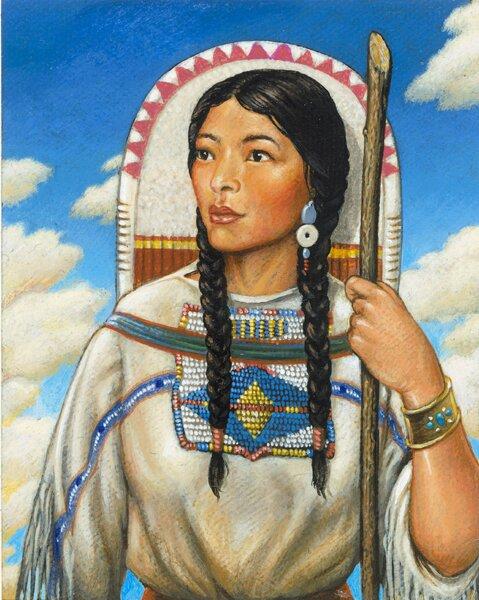 Sacagawea facts: sacagewea