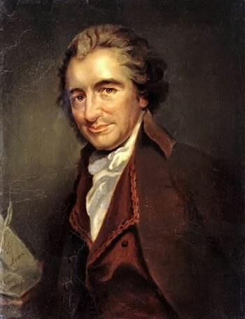 Thomas Paine facts: thomas paine