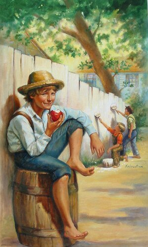 Book facts: The Adventures of Tom Sawyer