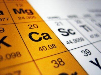 Calcium facts: calcium table