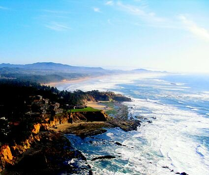 Oregon facts: Oregon Coastline
