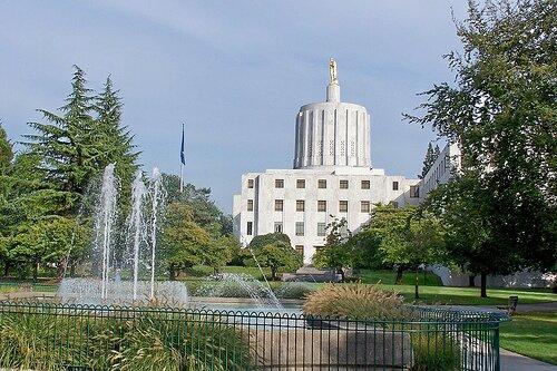 Oregon facts: Salem
