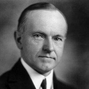 Vermont facts: Calvin Coolidge