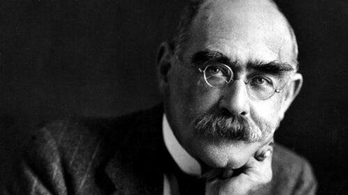 Vermont facts: Rudyard Kipling