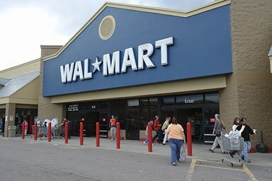 Vermont facts: Wall-Mart