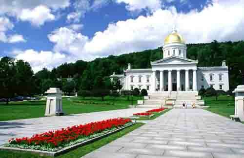 Vermont facts: capitol