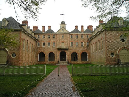 Virginia facts: College of William and Mary