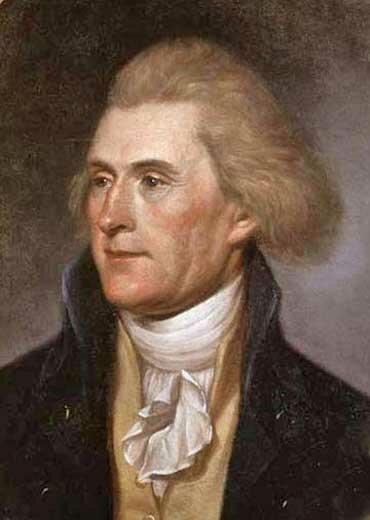 Virginia facts: jefferson