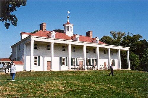 Virginia facts: mount vernon