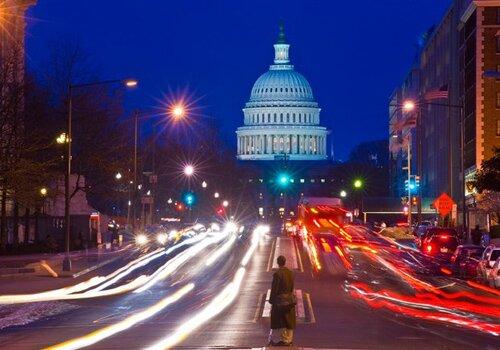 Washington facts: capitol