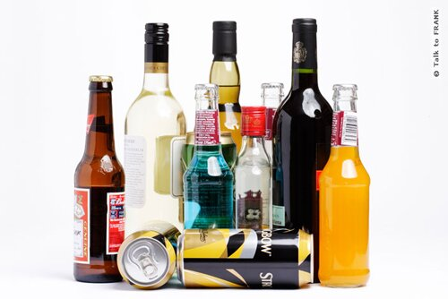 Alcohol facts: liquor