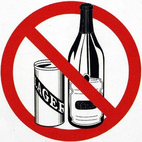Alcohol facts : no alcohol