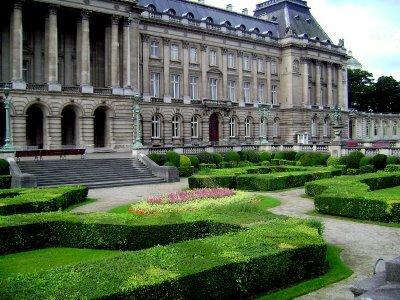 Belgium facts: Palais royal