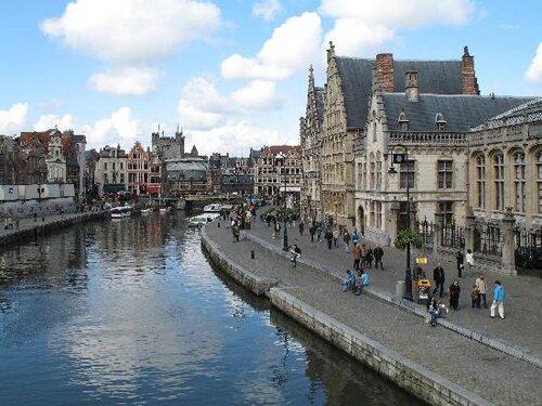 Belgium facts: brugge