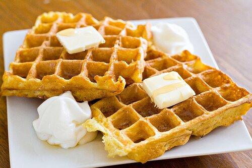 Belgium facts: waffle