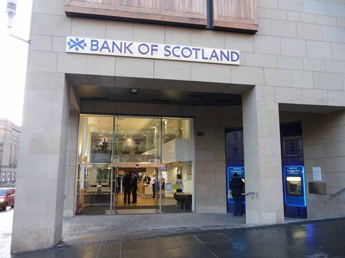 Scotland facts: Bank of Scotland