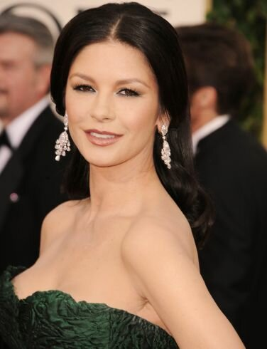 Wales facts: catherine zeta jones