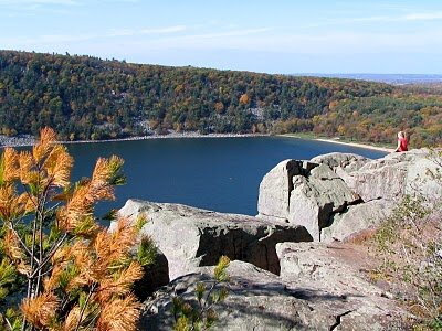 Wisconsin facts: Devil's Lake