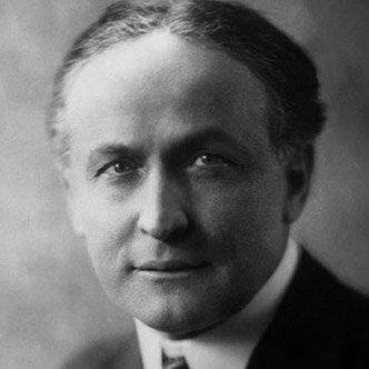 Wisconsin facts: Harry Houdini