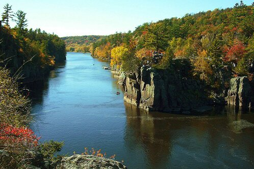 Wisconsin facts: Interstate State Park
