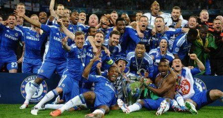 Factsabout Chelsea FC - Champion of Europe