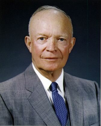 Facts about Dwight D. Eisenhower - Dwight D. Eisenhower