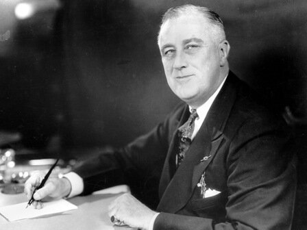 Facts about Franklin D. Roosevelt - Franklin D. Roosevelt