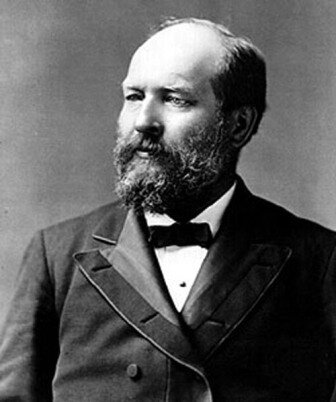 Facts about James A Garfield - James A. Garfield