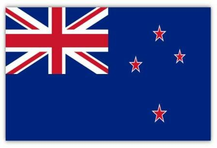 Facts about New Zealand - FlagFacts about New Zealand - Flag