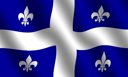 Facts about Quebec - The Flag