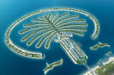Facts about UAE - Palm Island