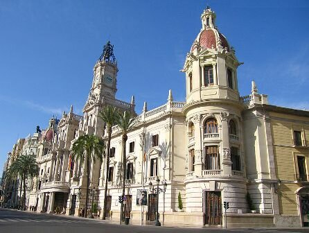Facts about Valencia - City Hall