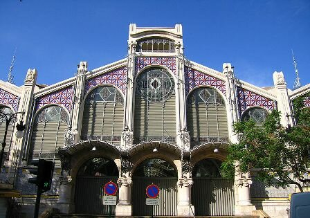 Facts about Valencia - Historic Central Market