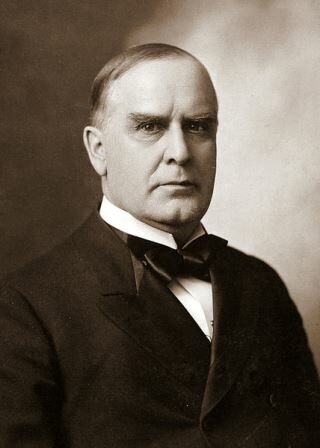 Facts about William McKinley - William McKinley