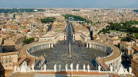 Facts about Vatican City - Vatican City