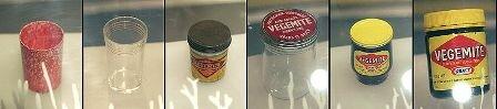 Facts about Vegemite - Jars of Vegemite