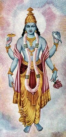 Facts about Vishnu - Bhagavan Vishnu