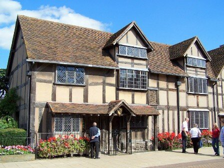 Facts about Stratford Upon Avon - Birthplace