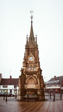 Facts about Stratford Upon Avon - Clock Tower