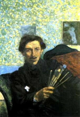 Facts about Umberto Boccioni - Self-portrait