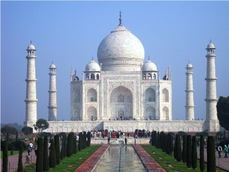 Facts about Taj Mahal - Taj Mahal
