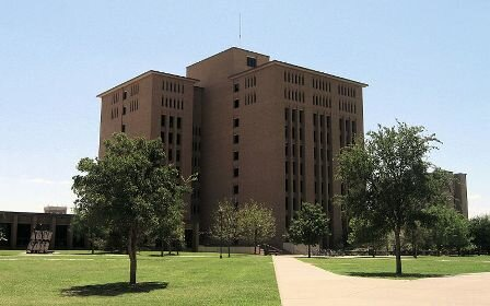 Facts about Texas Tech University - Architecture Building
