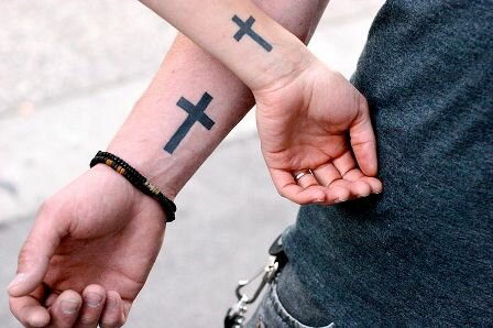 Facts about tattoos - Couple tattoo