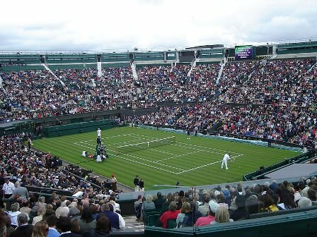 Facts about tennis - Match
