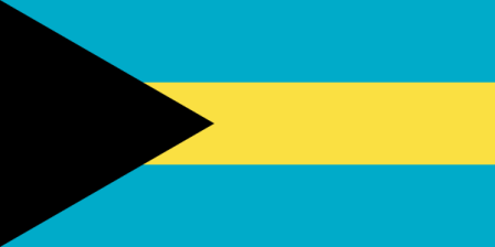 Facts about the Bahamas - Flag