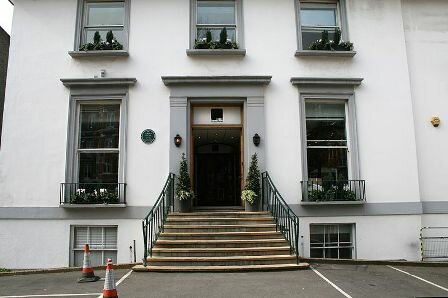 Facts about The Beatles - Abbey Road Studios main entrance